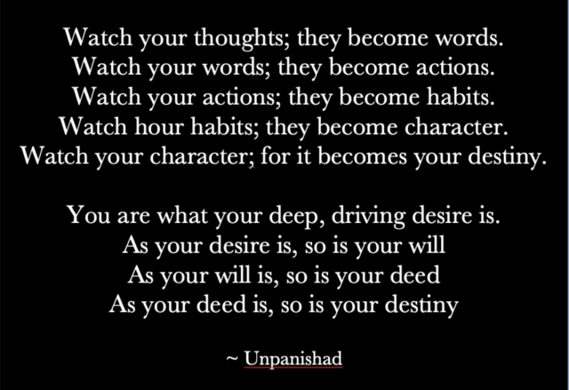 quotes unpanishad